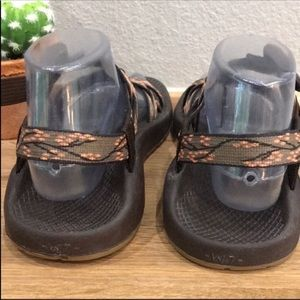 Chaco Shoes - Chaco ZX2 Vibram Yampa Blossom Sandals Hike Walk